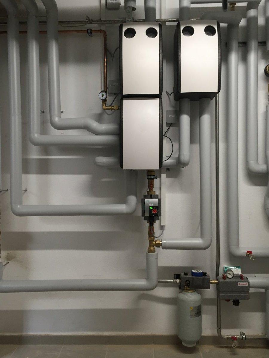 Luftwärmepumpe Rötzer